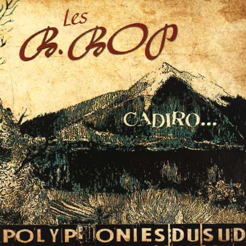 Pochette album Cadiro